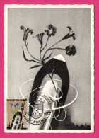 Carte Maximum - Sciences - 1967 - NELS - VERLEYEN - Maximumkarten (MC)