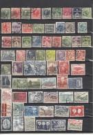 Pochette 89 Timbres Danemark - Lotes & Colecciones