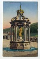 SWITZERLAND - AK 215867 Einsiedeln - Marienbrunnen - SZ Schwyz