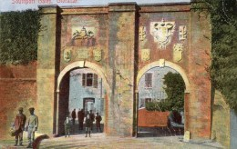 GIBRALTAR - Southport Gates - Gibraltar
