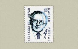 Hungary 1988. Árpád Szakasits Stamp MNH (**) Michel: 4001 / 0.60 EUR - Ungarn