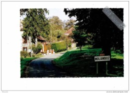 39 - MOLAMBOZ - Jura - 2003 - Pancarte Village D275 - - France