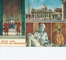 Vatican Views. Sent To Denmark. .  # 04330 - Vatican