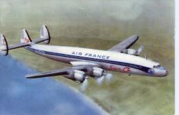 Avion.. Aviation.. Super G Constellation.. Air France - 1946-....: Moderne