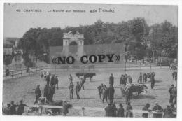 CHARTRES  -  Le Marché Aux Bestiaux - Chartres