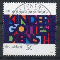 Germany 2002 56c Childrens Church Issue #2161 - [7] Federal Republic