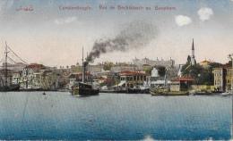 Constantinople - Vue De Béchiktasch Au Bosphore - Turquie