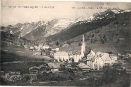 LA CLUSAZ Et La Chaine Des Aravis   Neuve TTBE - La Clusaz