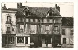 Cp, 27, Ivry-la-Bataille, Maison De Henri IV - Ivry-la-Bataille