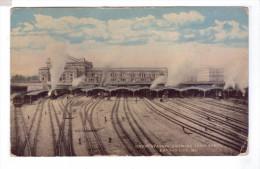 KANSAS CITY Union Station Train Sheds  Usa MO - Kansas City – Missouri