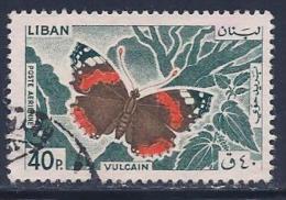 Lebanon, Scott # C429 Used Butterfly, 1965 - Liban
