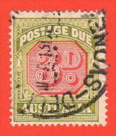 AUS SC #J67 U  1938 3p Postage Due, CV $23.00 - Postage Due