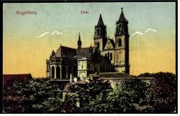 Magdeburg  -  Dom  -  Ansichtskarte Ca.1910   (4012) - Magdeburg