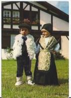 CPSM  Les Landes - Costumes
