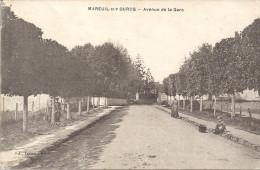 MAREUIL SUR OURCQ - 60 - Avenue De La Gare - VAN - - Other Municipalities