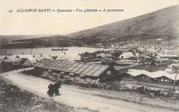 Alliance Santi - Quaranta - Vue Générale - A Panorama - Albanie