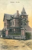 Zottegem / Sottegem - Une Villa - 1910  ( Verso Zien ) - Zottegem