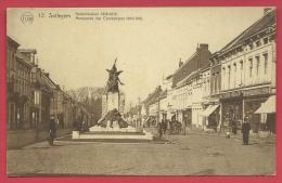 Zottegem / Sottegem - Gedenkteeken 1914-1918 - Geanimeerd  ( Verso Zien ) - Zottegem