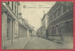 Hamme - Plezantstraat - 1922  ( Verso Zien ) - Hamme