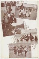 Papua New Guinea Mission H. Hart Borgerhout Antwerpen Nude Native , Kids Bathing - Papouasie-Nouvelle-Guinée