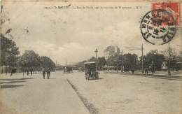 SAINT MANDE LA RUE DE PARIS VERS LA BARRIERRE DE VINCENNES - Saint Mande