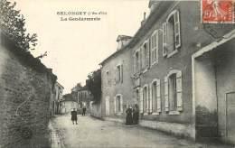 SELONGEY  LA GENDARMERIE - France