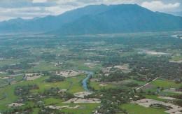 Aerial Of Vietnam, Central Area, Unused Postcard [15602] - Vietnam