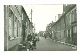 LA CHAPELLE -D´ANGILLON Rue Principale 1953 Edit Combier 9x14 - Non Classés