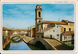 COMACCHIO  FERRARA   Fg - Ferrara