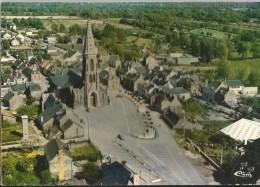 MESSAC - Vue Aérienne - L'église - France