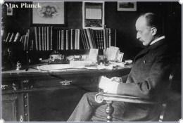 NOBEL PRIZE WINNERS Max Planck  Stamped Card 0951-3 - Premio Nobel