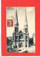 75 PARIS Cpa Eglise De Belleville     1919 - Arrondissement: 19