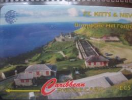 Télécarte Saint Kitts Et Nevis
