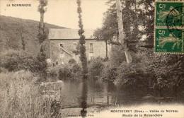 CPA  -   MONTSECRET  (61)   Vallée Du Noireau -   Moulin De La Moisandière - France