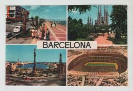 """ESTADIO - STADIUM - STADE - STADION.- """" CAMP NOU """" .- BARCELONA - CATALUNYA.- ( ESPAÑA ) - Calcio"""