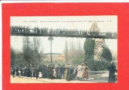 75 PARIS Cpa Animée Buttes Chaumont          125 CM - Arrondissement: 19