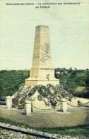 SAINT-JEAN-sur-ERVE Le Monument Des Combattants De 1870-71 (C6711) - Non Classés