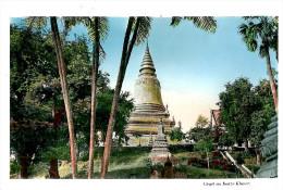 Viêt-Nam. Saïgon, La Tombe D'un Bonze Khmer. - Viêt-Nam