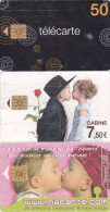 FRANCE 3 Different Telephonecards - Frankrijk