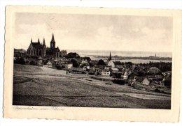 OPPENHEIM AM RHEIN 1935 - Allemagne. Hidenburg. 15 Pf Lilas - FORMATO PICCOLO - C324 - Germania