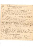 Georges De La Fouchardière. Manuscrit Autographe Signé.4 Pages.(22,5 X 21,3 Cm)envoi à Claude Gevel.SD. - Autographes