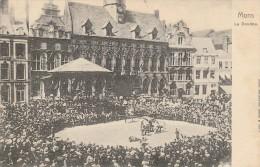 BELGIQUE - MONS LE DOUDOU - CARTE PRECURSEUR - Mons