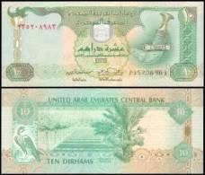 United Arab Emirates #20c, 10 Dirhams, 2004/AH1425, UNC / NEUF - Emirats Arabes Unis