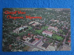 Aerial View Wyoming State Capitol Cheyenne - Cheyenne
