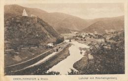 OberlahnStein Am Rhein - Lahntal Mit Allerheiligenberg - Lahnstein
