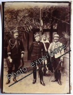 Photo XIX Militaire Officier Général Cavalier Arabe Chasseur Afrique Colonial Military Africa 1890 - Oud (voor 1900)