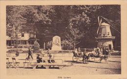 Spa 583: Le Parc 1935 ( Charrettes à Chèvres ) - Spa