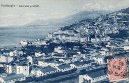 CPA VENTIMIGLIA - PANORAMA GENERALE - Italie