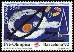 España 3135 ** Pre Olímpica (VII). 1991 - 1991-00 Ungebraucht