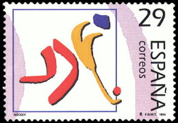 España 3332 ** Deportes Olimpicos. Oro. 1994 - 1931-Tegenwoordig: 2de Rep. - ...Juan Carlos I
